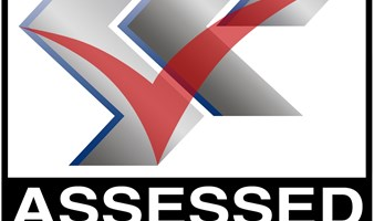 Assessed & Certified By The Steel Construction Institute
